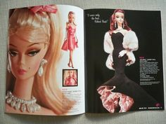 New Barbie Collection Magazine, Summer Collection 2007 Edition. Pages 23. | eBay!