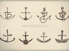 Anchor Tattoo Ideas