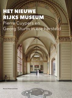 The new Rijksmuseum, a book we helped created for the famous and recently renovated museum in Amsterdam.