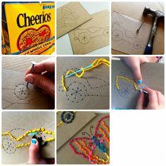 Costura para niños | Jugar con la creatividad Kids Learning Games, Boys Playing, Dressmaking