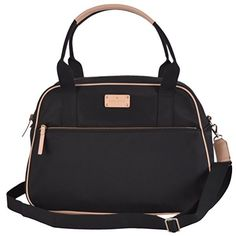 5873e8d030 Save on the Kate Spade Black Weekend Travel Bag! This travel bag is a top  10 member favorite on Tradesy.