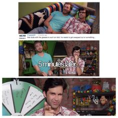 tb to the mythical show- the best 30 minute show i've ever seen Good Mythical Morning, Smile Everyday, What Really Happened, Pretty Men, Let Them Talk, Hilarious, Funny, Comedians, Youtubers
