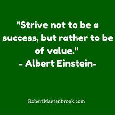 #quality #value #success