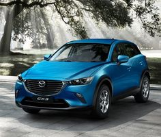 First-Ever Mazda CX-3 Neo