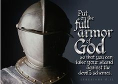 good page on the Armor of God