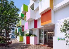 Картинки по запросу bank japan different colours facade