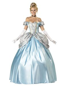 Theatrical Quality Enchanting Princess Adult Costume  $160 at spirithalloween.com