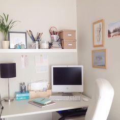 SWEET LITTLE THINGS: my office