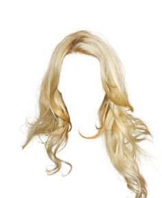 Hairstyles for long blonde hair are the embodiment of women's grace and beauty. Types Of Blondes, Photoshop Hair, Hair Png, Long Blond, Blonde Hair Girl, Hair Images, Free Hair, Digital Photography, Girl Hairstyles