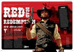 Red Dead Redemption Feature by Savides.deviantart.com on @deviantART