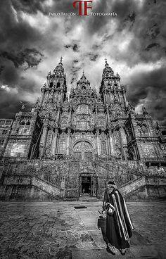 Catedral de Santiago de Compostela, España