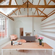 Sevil Peach Great Room | Remodelista