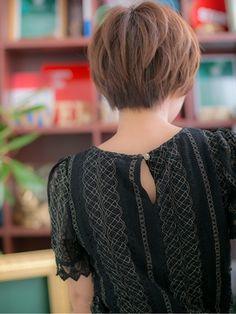 カバーヘア ブリス 北浦和店(COVER HAIR bliss)*+COVER HAIR+*…元気印の★眉見せマッシュb