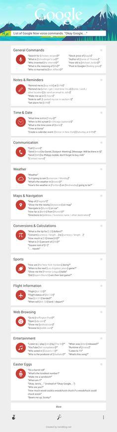 Fatevi due chiacchiere con Google Now! - Officina Wazo