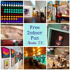 Free Indoor Family Fun in Austin | Free Fun in Austin
