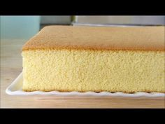 ★ Easy Sponge The Cake Recipe | Happy Birthday Cake | How Sponge Cake Recipe@ Guru's Cooking - YouTube