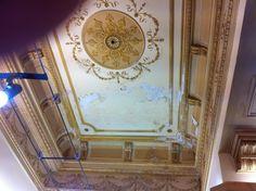 Restauro e Conservazione Affreschi Consolidamento Decorazioni pittoriche anche con ripristino di STUCCHI DECORATIVI