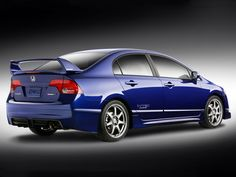 2008 Mugen Honda Civic Si Sedan
