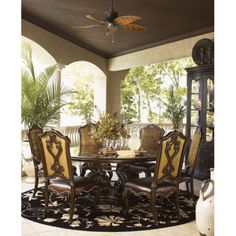 Allegra Round Dining Table