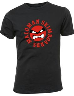 Malo Man Skimboards T Shirt    www.malomanskimboards.com