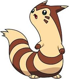 Step furret 08 How to Draw Furret from Pokemon with Easy Steps Drawing Lesson