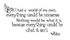 Best Alice In Wonderland Quotes - Wallpaper Hd Love