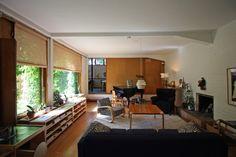 La vivienda del arquitecto siempre despierta un cierto interés puesto que se trata del proyecto más personal de su carrera y en el que se permitirá incluir todos sus deseos e inquietudes.