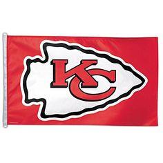 Kansas City Chiefs Flag 3' X 5'