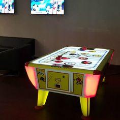 Jakar Angry Puck léghoki asztal Stool, Table, Furniture, Home Decor, Decoration Home, Room Decor, Tables, Home Furnishings, Home Interior Design