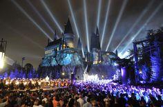 HARRY POTTER WORLD! I want to go!!!