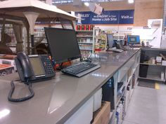 "Rona is ""Doing it Right""(TM) w/ Mitel and Merbridge! Their Guelph, ON store went live with a new Mitel 5000 CP this week!"