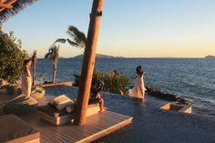 Stunning Behind the scenes shots courtesy of @The LANE at #Tadrai #island #resort #fiji #weddings #backstage #thelane #luxury