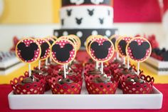 mickey mouse birthday party ideas - Pesquisa Google
