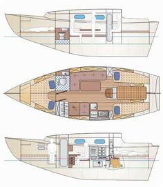 Puffin - 8,5 m jacht do turystyki morskiej - 2