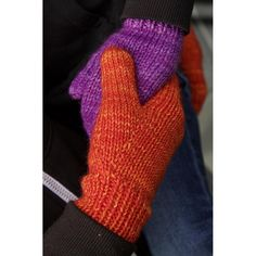 The World's Simplest Mittens Knitting pattern by Tin Can Knits