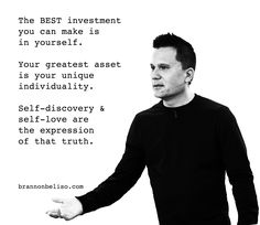 Self Discovery, Best Investments, Motivate Yourself, Self Love, Life Is Good, Investing, Positivity, Good Things, Motivation