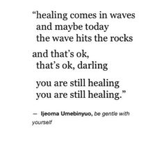 a lifetime of healing... one day at at time. narcissistic mothers destroy their own families. no contact. love those who love you.