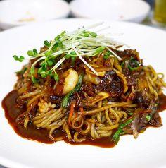ソウルで楽しむ チャイニーズレストランの 絶品メニュー第5弾 #러브닷 #luvdat #ソウル #東大門 #望遠洞 #駅三洞 #チャンポン #韓国風酢豚