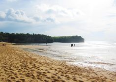 Balangan beach, very popular to expats but less crowded than Dreamland. Photo by Indra Febriansyah
