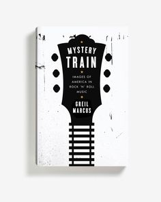 Mystery Train book cover