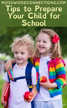 Tips to Prepare Your Child for Going to School. Avoid the summer slide and help struggling students catch up.