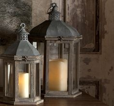 Park Hill Lanterns Antique Farm House