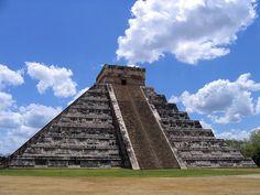 "The Seven ""New"" Wonders of the World: Chichen Itza"