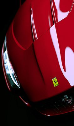 . Car Detailing, Hot Cars, Cars Motorcycles, Dream Cars, Ferrari, Shapes, Sweet, Red, Inspiration