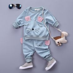 http://babyclothes.fashiongarments.biz/  2016 autumn baby boy girl clothes Long sleeve Top + pants 2pcs sport suit baby clothing set newborn infant clothing, http://babyclothes.fashiongarments.biz/products/2016-autumn-baby-boy-girl-clothes-long-sleeve-top-pants-2pcs-sport-suit-baby-clothing-set-newborn-infant-clothing/,  2016 autumn baby boy girl clothes Long sleeve Top + pants 2pcs sport suit baby clothing set newborn infant clothing  Color: Green, Pink, White  Size S=65-74CM  Size…