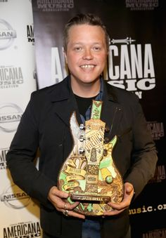 Jason Isbell Sweeps Americana Music Awards With 'Southeastern', 'Cover Me Up' : Genres : Music Times