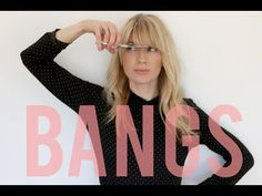 How to cut your bangs at home, because sometimes it has to happen | HelloGiggles
