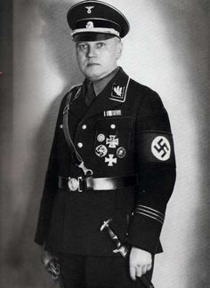 Wilhelm Friedrich Loeper was Gauleiter of Magdeburg-Anhalt from 1929 to his death in 1935.