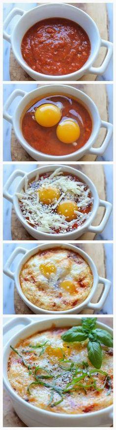 Damn Delicious Vous les sentez, les effluves de fromage fondu, de sauce tomate et de basilic ? Il fait doux, les oiseaux chantent da...