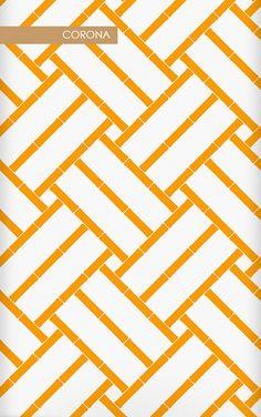 壁紙サンプル(A4サイズ):Wallpaper Republic Bamboo / WR0361NM-C (corona)